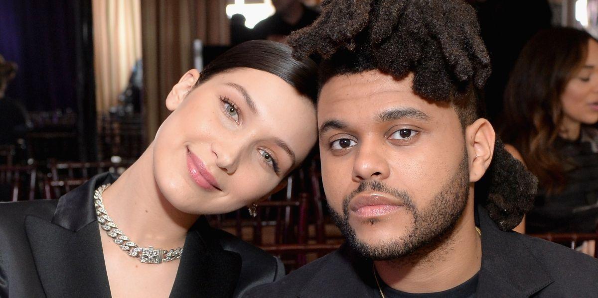 Хадид и The Weeknd были вместе полтора года