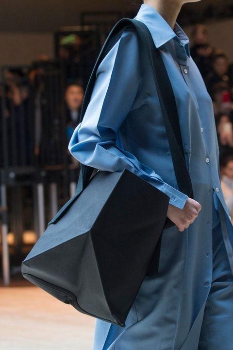 Модная сумка Celine оверсайз для осени 2017