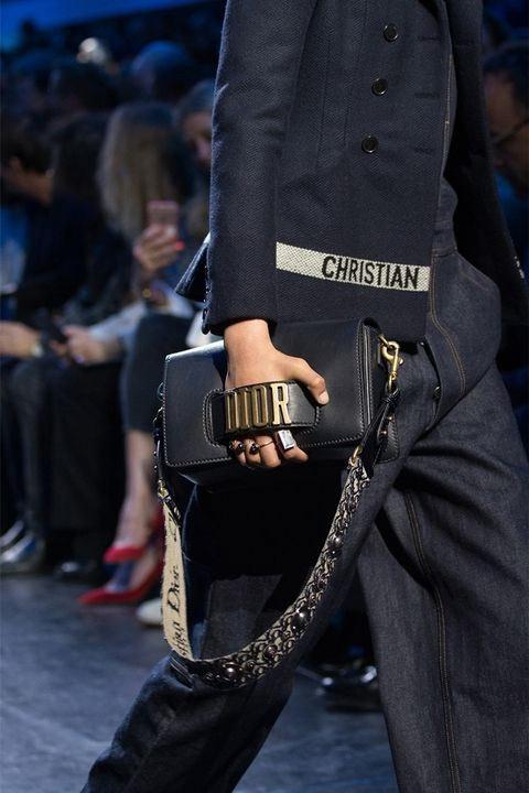 Сумочка Christian Dior для осени и зимы 2017-2018