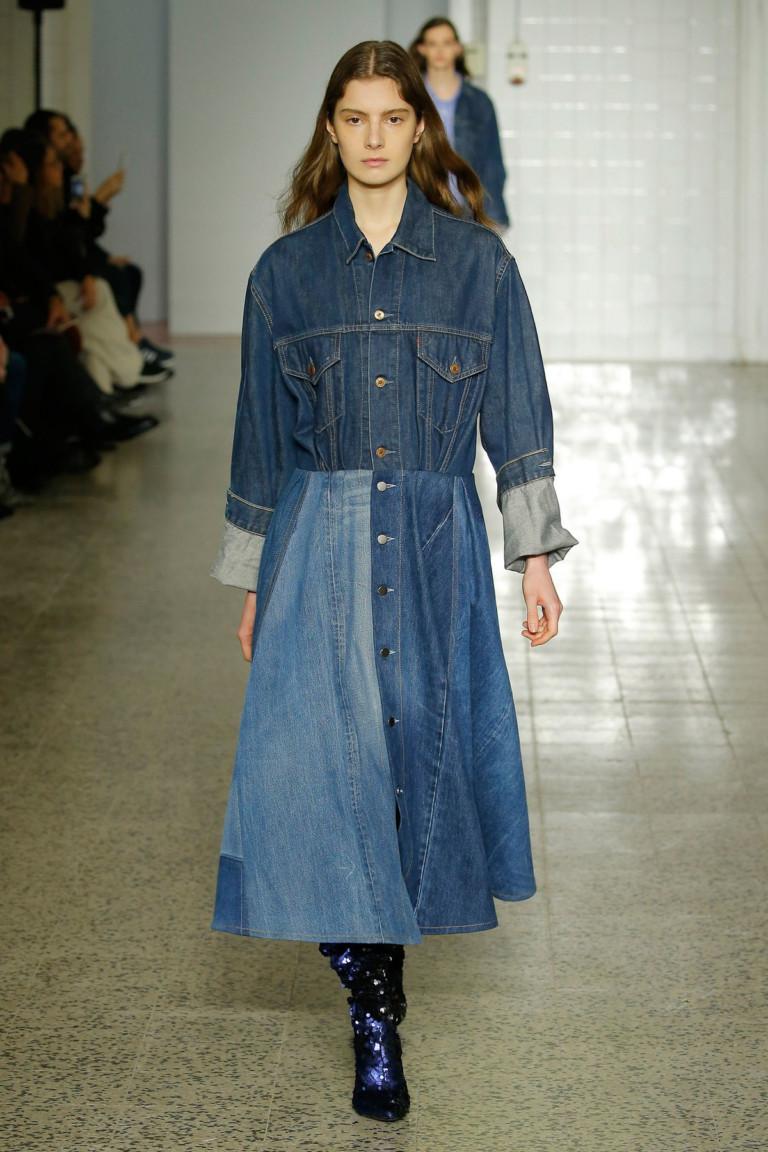 Куртка и юбка, а вместе - платье