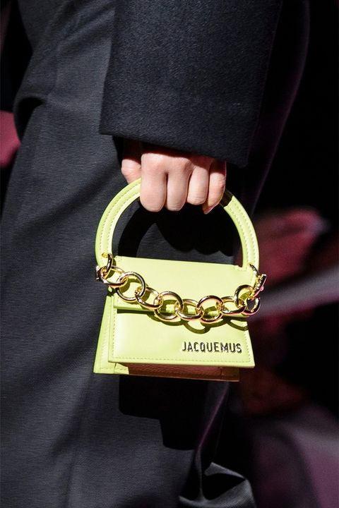 Модная сумка Jacuemus FW 2017-2018