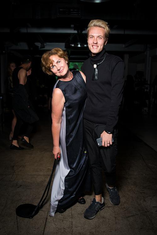 Оксана и Денис