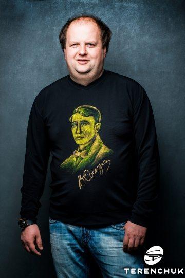 Свитшот украинского бренда Svitlana Terenchuk