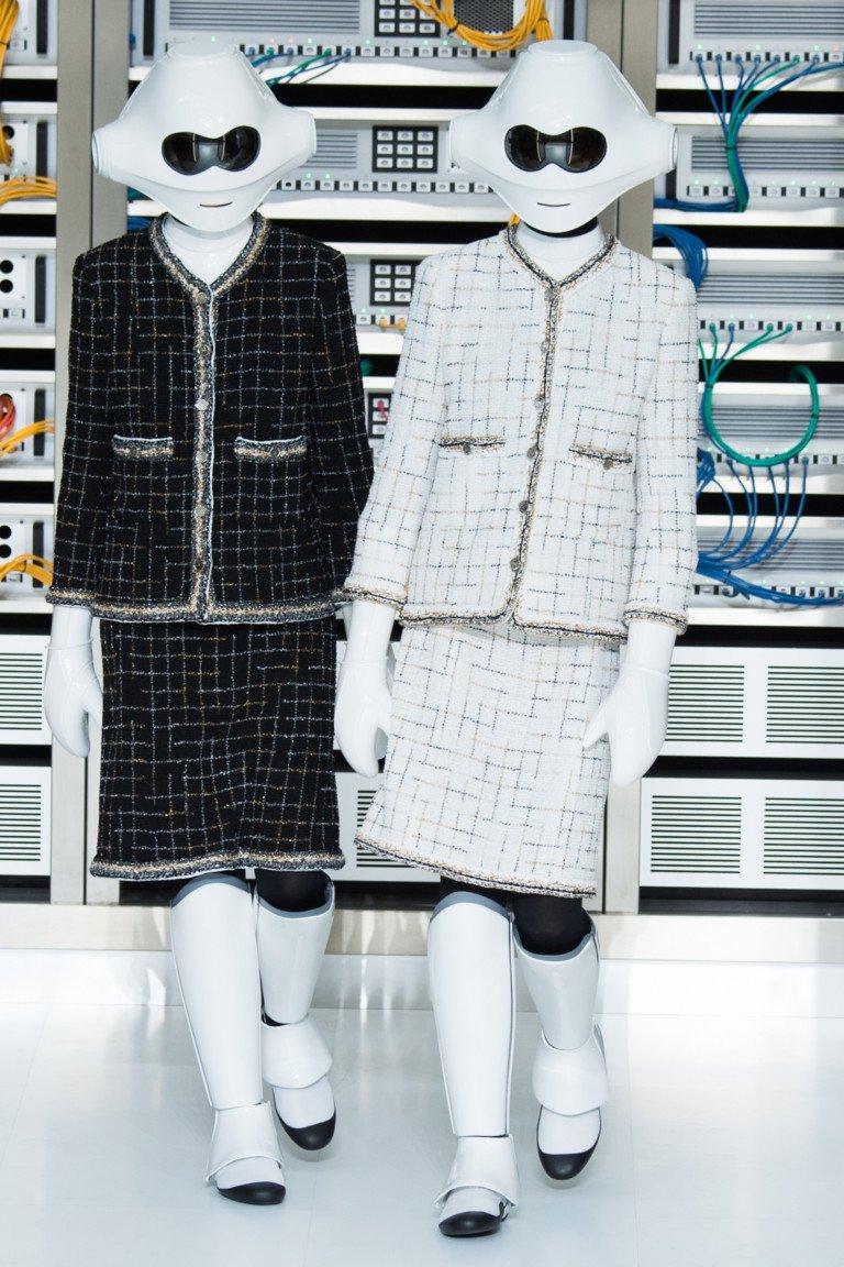 Коллекция осень/зима 2017-2018 Chanel