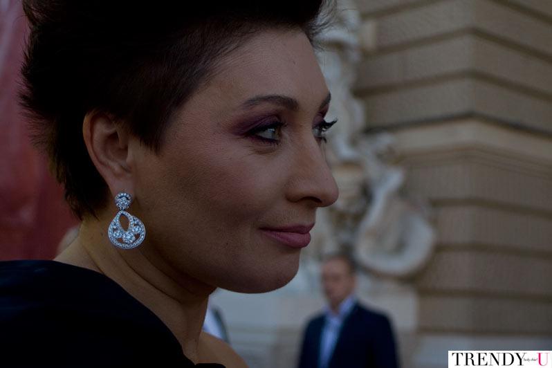 Виктория Тигипко на ОМКФ-2017