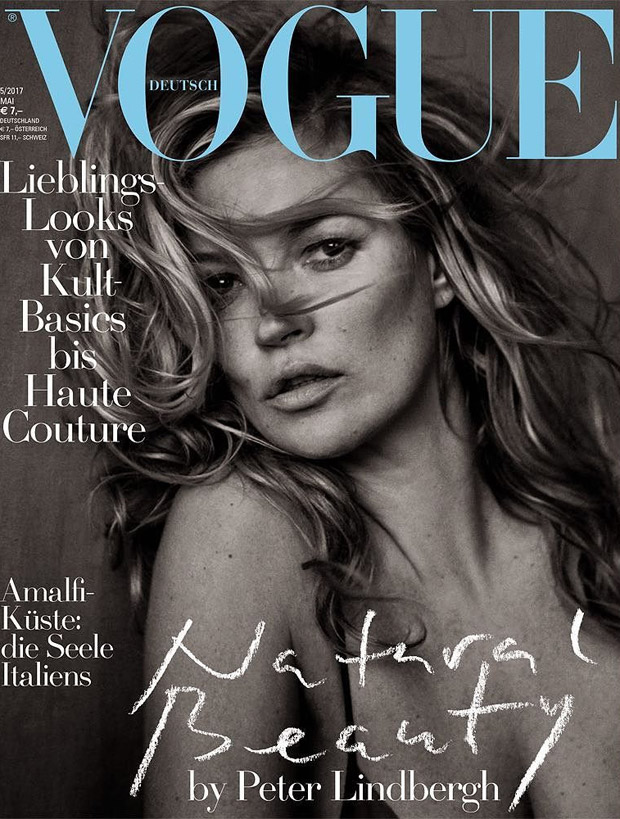 Майский выпуск журнала Vogue Германия
