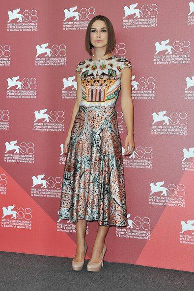 Самые красивые платья Киры Найтли