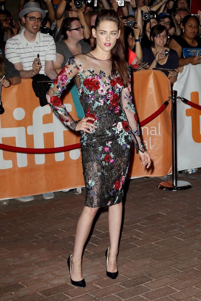 Кристен Стюарт на кинофестивале в Торонто
