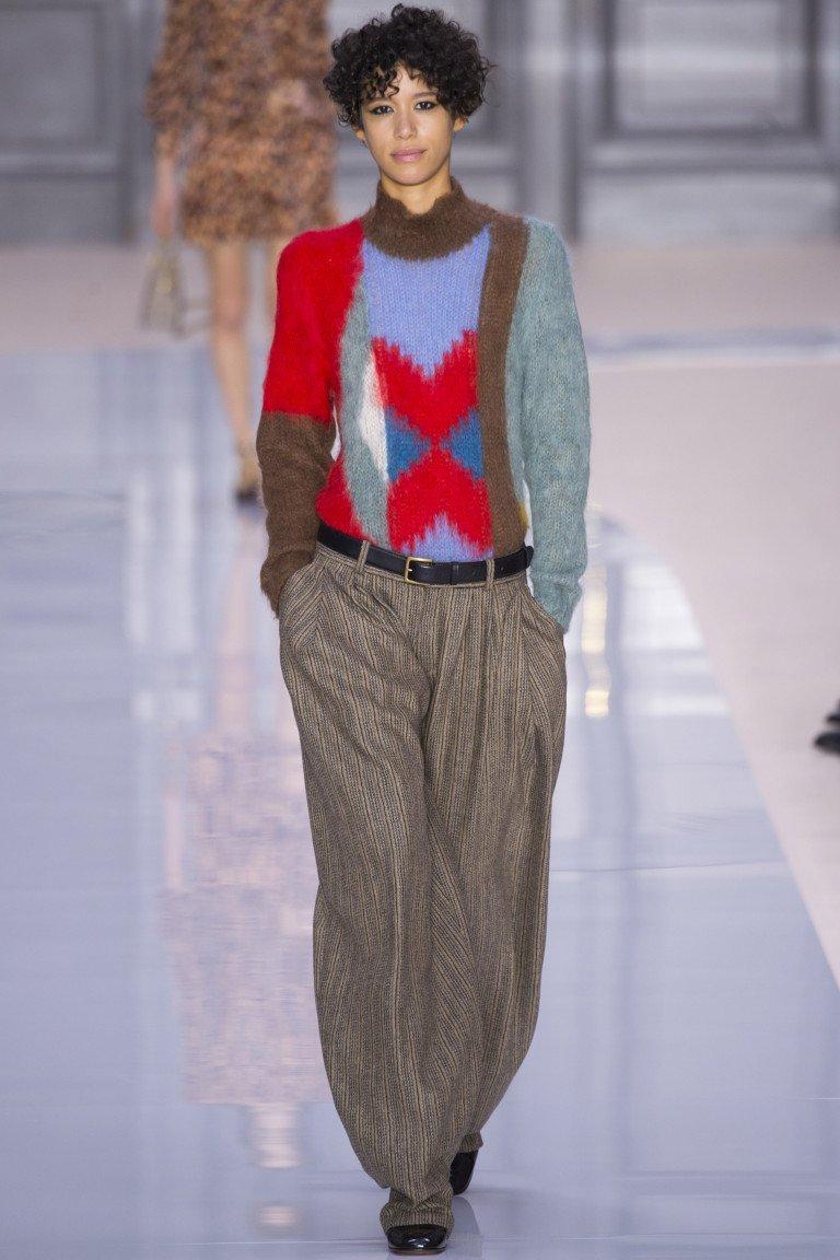 Заправить свитер в брюки? Да запросто!