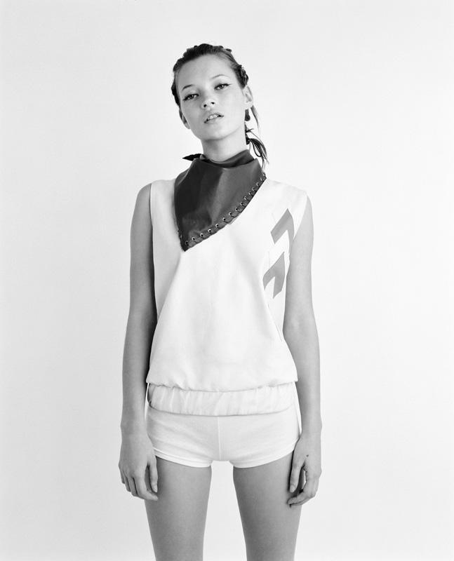 Кейт Мосс в свое время считалась андрогинной моделью