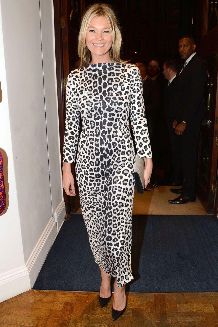 Еще немного леопардового принта
