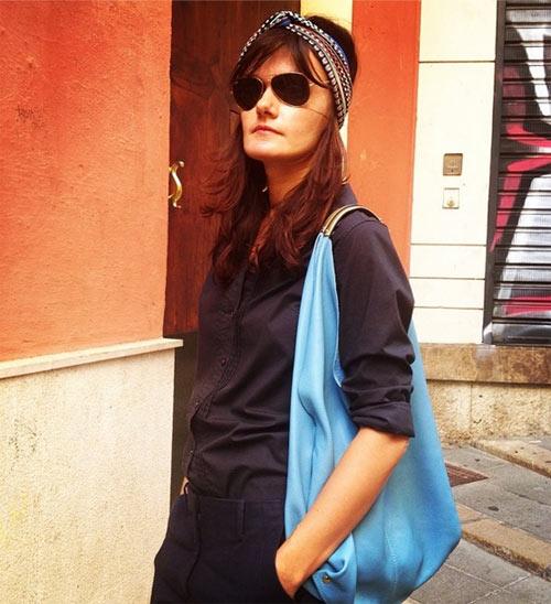 Соня Забуга, гл. редактор Elle Украина