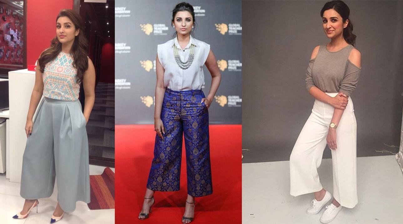 Индийская актриса Катрина Каиф давно облюбовала кюлоты