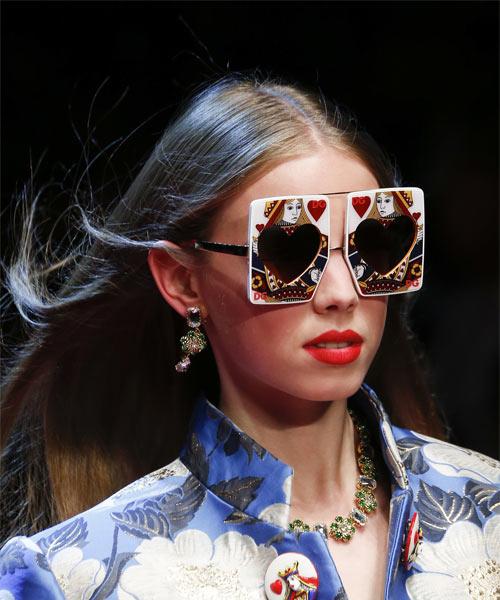 Очки от солнца весна-лето 2017 Dolce & Gabbana
