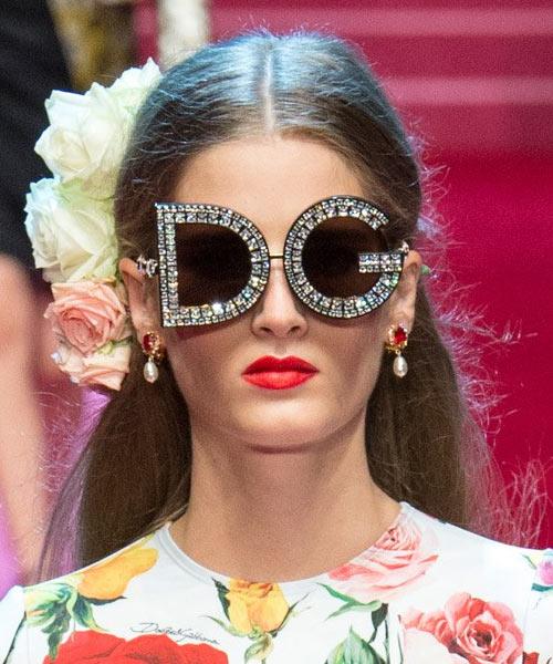 Солнцезащитные очки Dolce & Gabbana весна-лето 2018