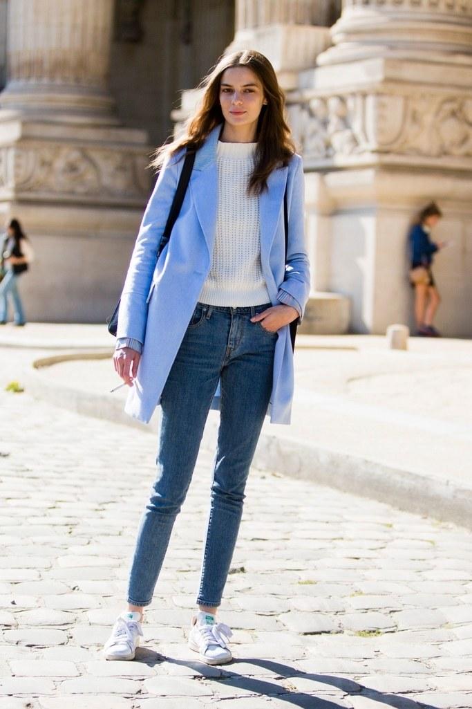Smart casual: вариант для осени