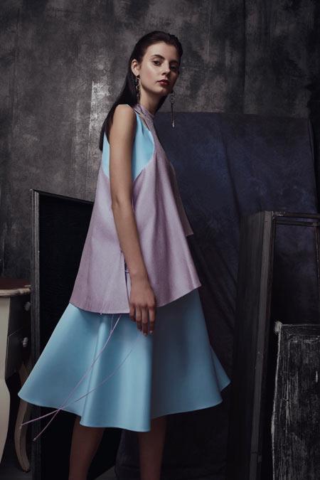 Платье для лета 2018 от украинского бренда