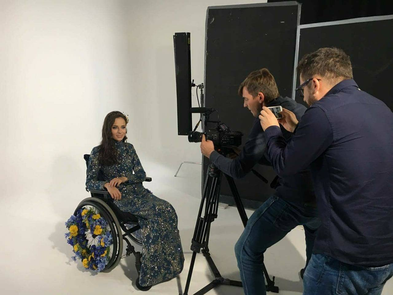 Закулисье конкурса Miss Wheelchair World