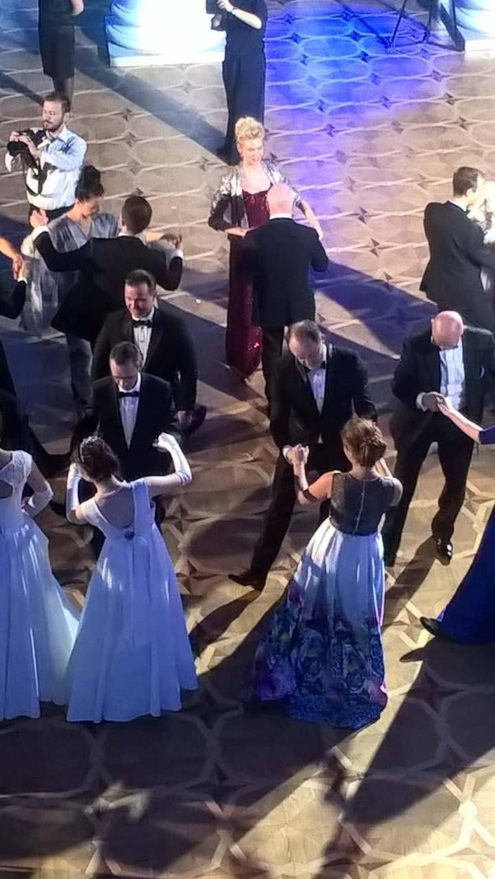 Гости Венского бала имели возможность станцевать наравне с дебютантами