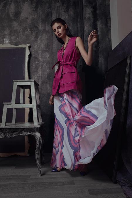 Коллекция одежды от украинского бренда