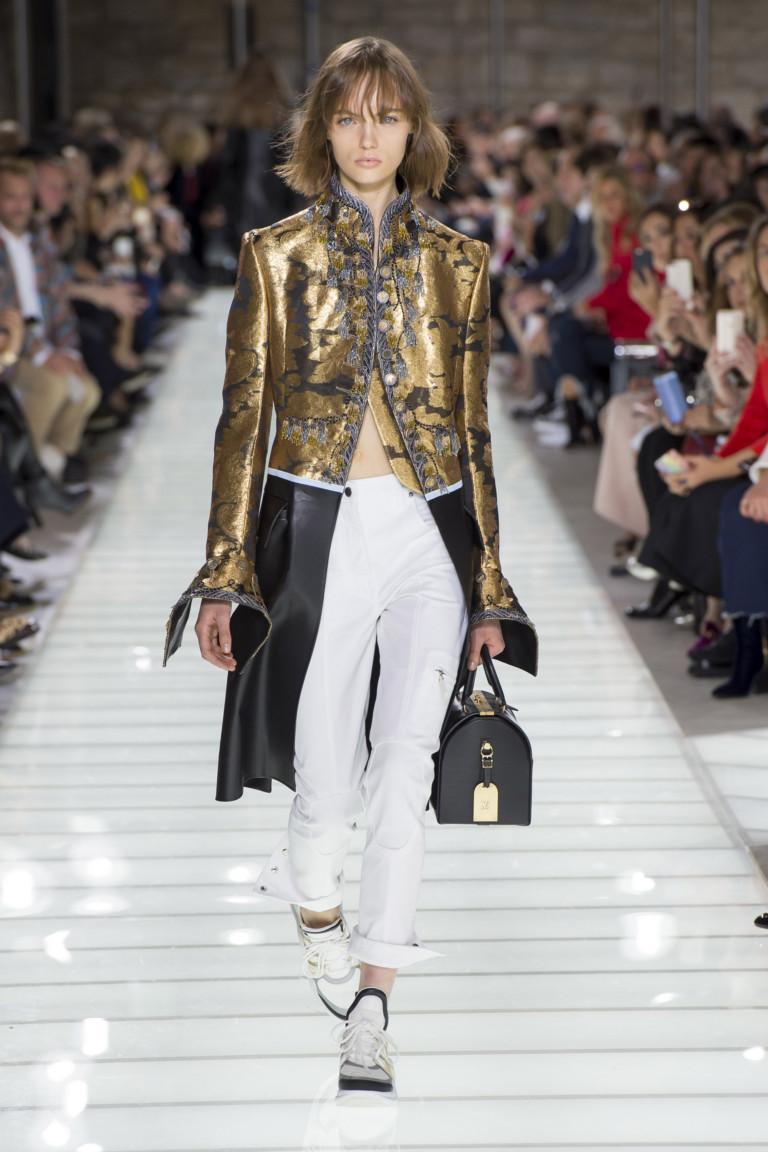 Коллекция Louis Vuitton весна-лето 2018