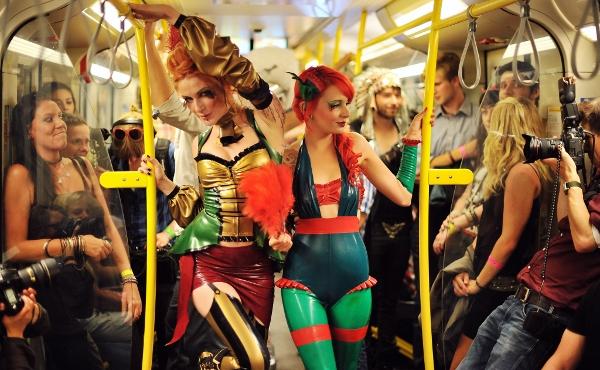 Underground Catwalk - это проект для молодых и смелых дизайнеров