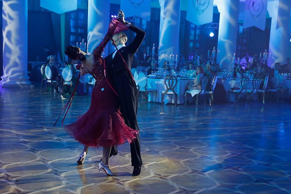 Танцы - неотъемлемая часть Венского бала
