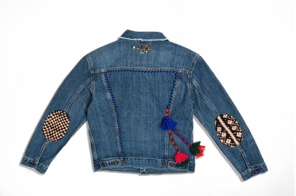 Куртка, созданная Caroline Issa