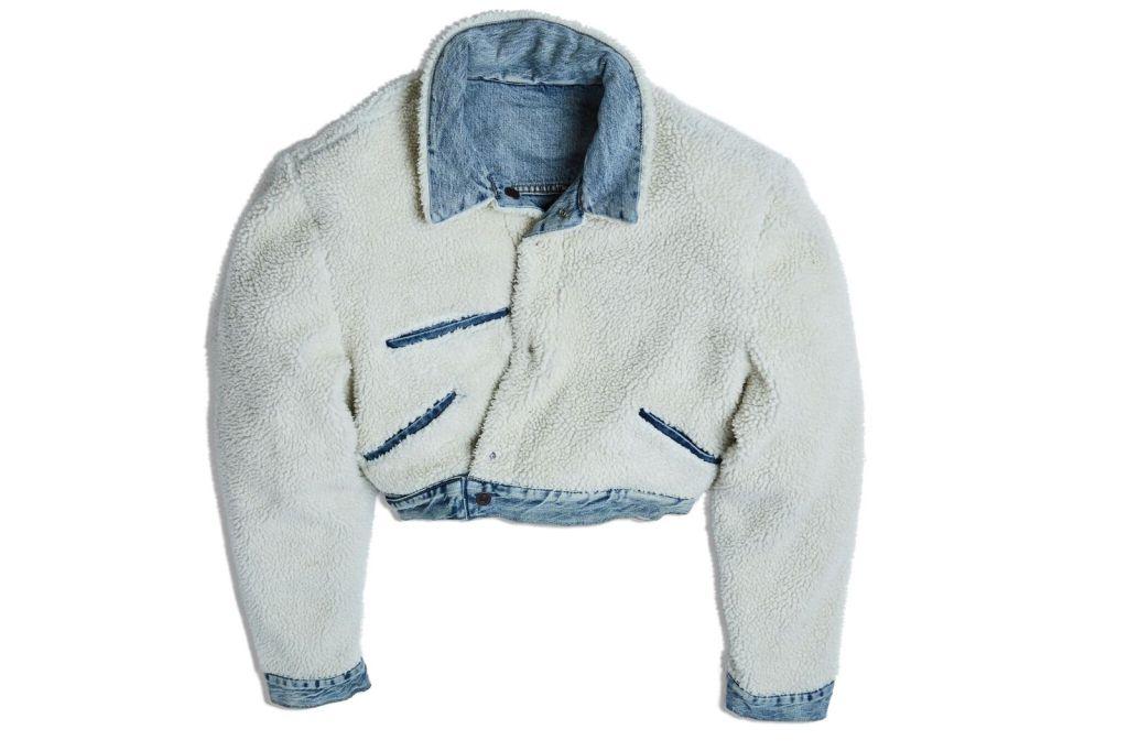 Дизайн куртки от Кристин Сентенера