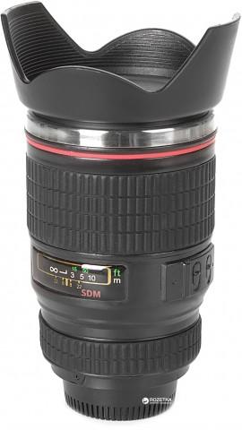Чашка-термос для увлекающихся фотографией