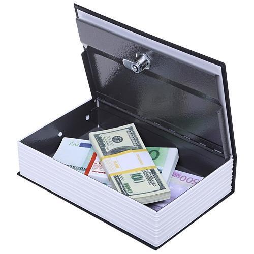 Книга-сейф для хранения самого ценного