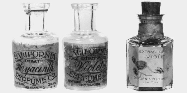 История бренда Avon. Первые духи