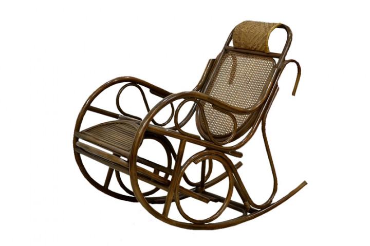 Кресло-качалка для загородного дома или уютной гостиной