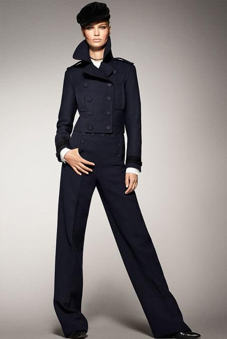 Лукбук осенне-зимней коллекции Zara 2018