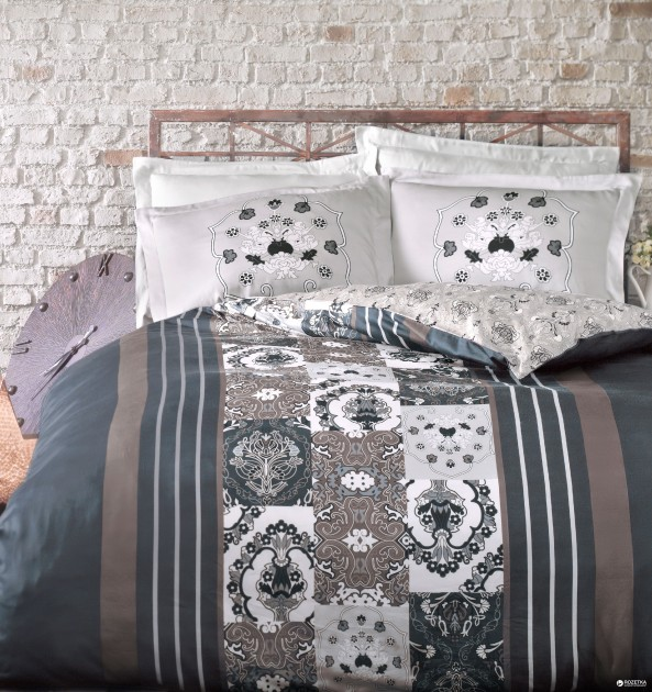 Постельное белье - стильное украшение спальной комнаты