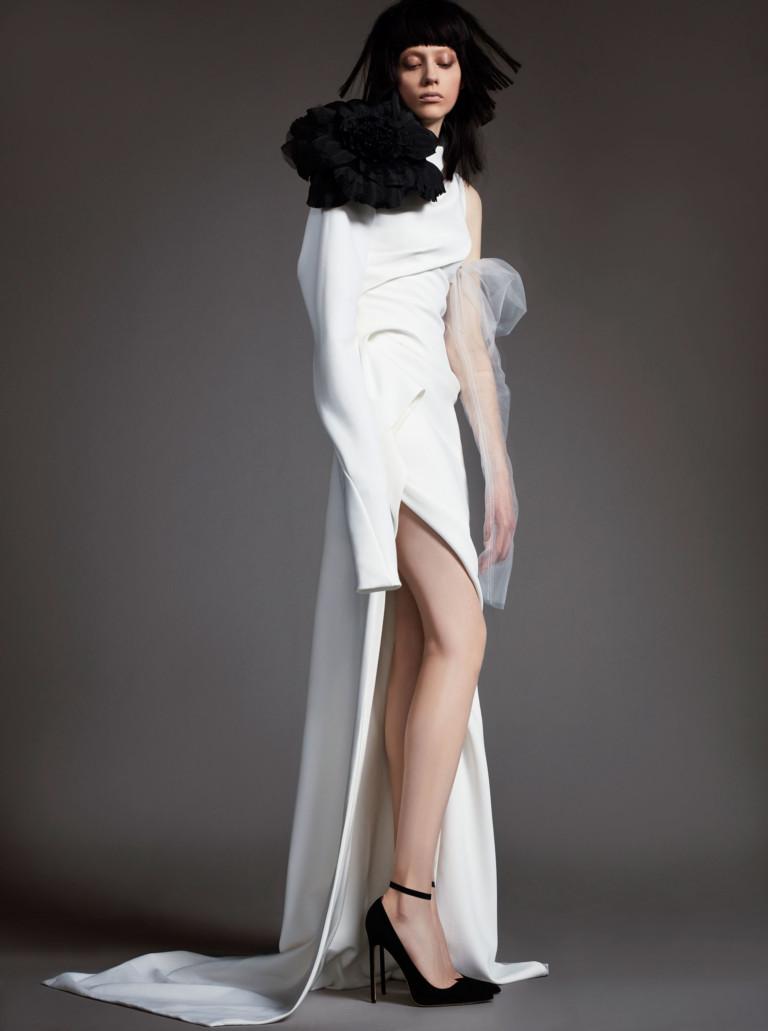 Свадебный наряд от Vera Wang