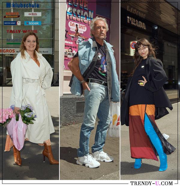 Модные образы от Vetements весна-лето 2018