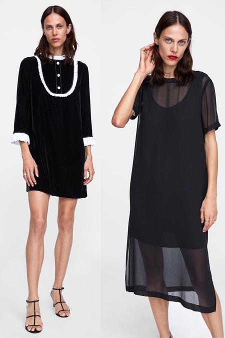 Модные платья Zara 2018 для корпоратива и прочих мероприятий