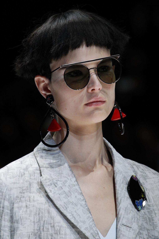 Модные очки из коллекции Giorgio Armani