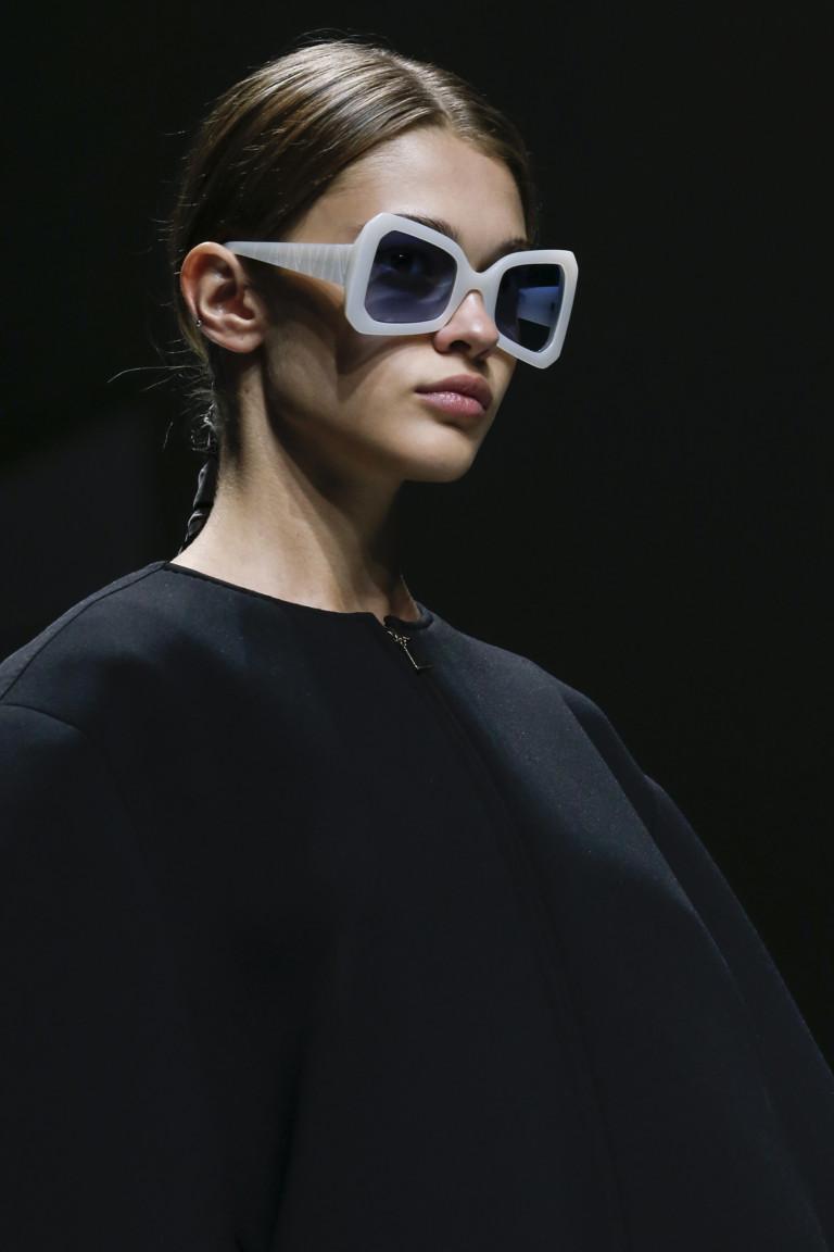 Модные оправы весна-лето 2018. Коллекция Lanvin