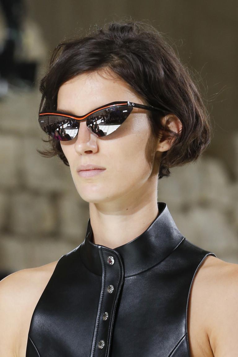Клабмастеры в стиле Нео. Коллекция Louis Vuitton весна-лето 2018