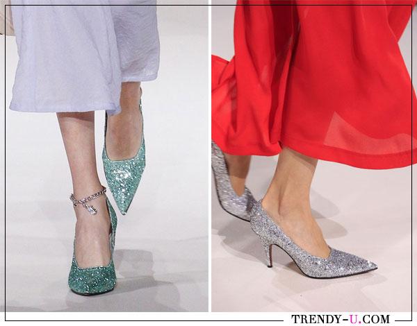 Модные туфли весна-лето 2018 Victoria Backham