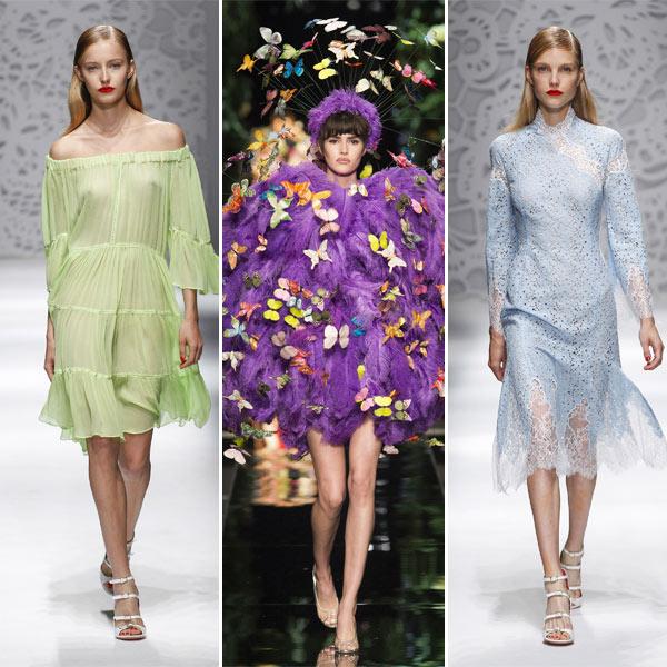 Модные платья для весны и лета 2018