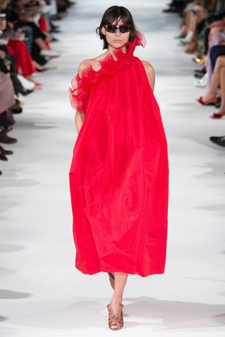 Платье летнее вечернее Stella McCartney SS 2018