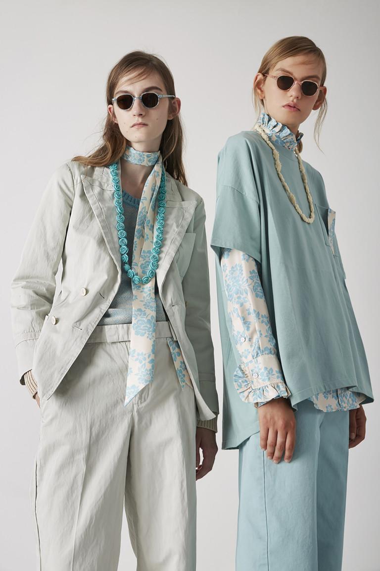 Небольшие круглые очки - модная модель 2018
