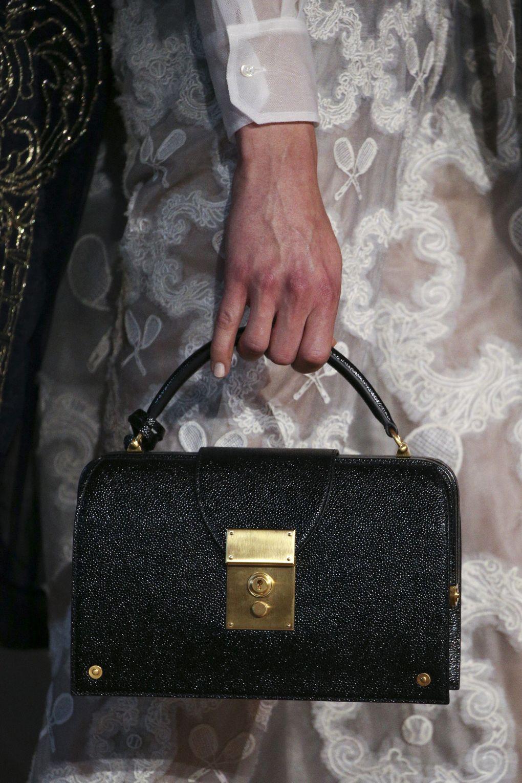 Стильная сумка весна 2018 - коллекция Thom Browne