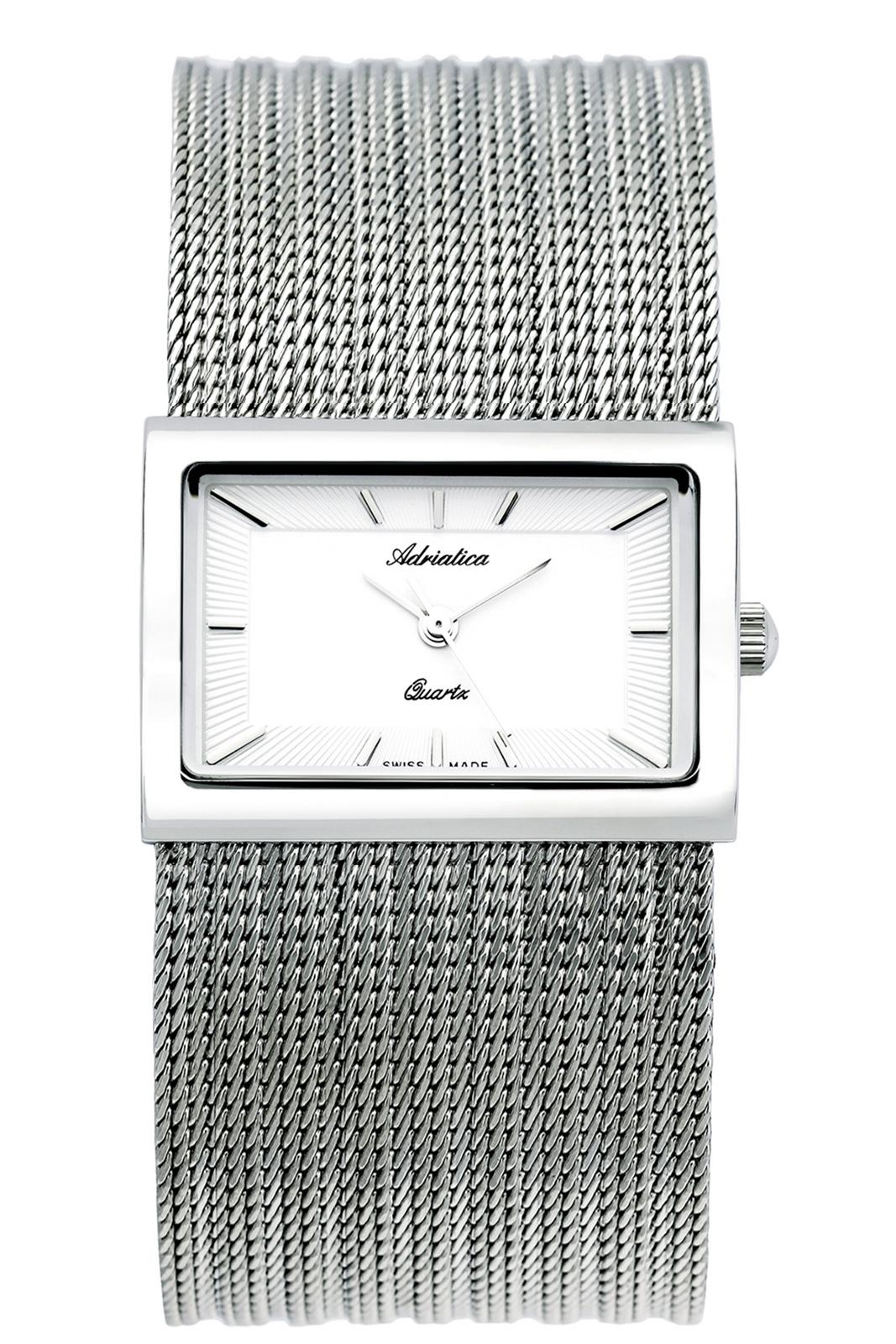 Adriatica, часы с прямоугольным циферблатом