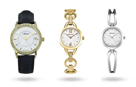 Женские часы от бренда Adriatica