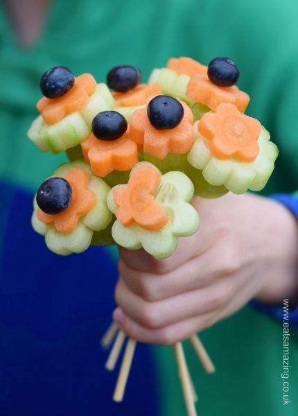 Овощи в стиле хюгге