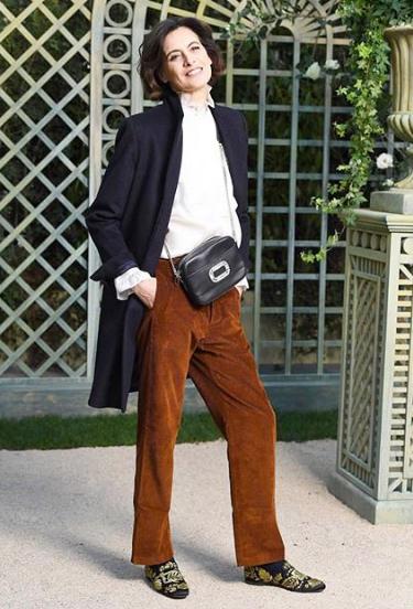 Инес де ля Фрессанж: стиль без усилий для всех возрастов на фото